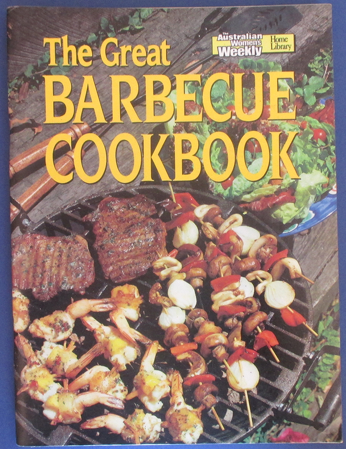 Image for Great Barbecue Cookbook, The (The Australian Women's Weekly Home Library)