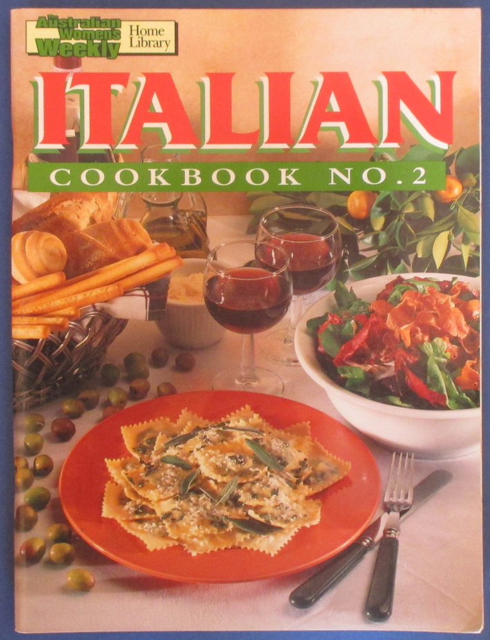 Image for Italian Cookbook No. 2 (The Australian Women's Weekly Home Library)