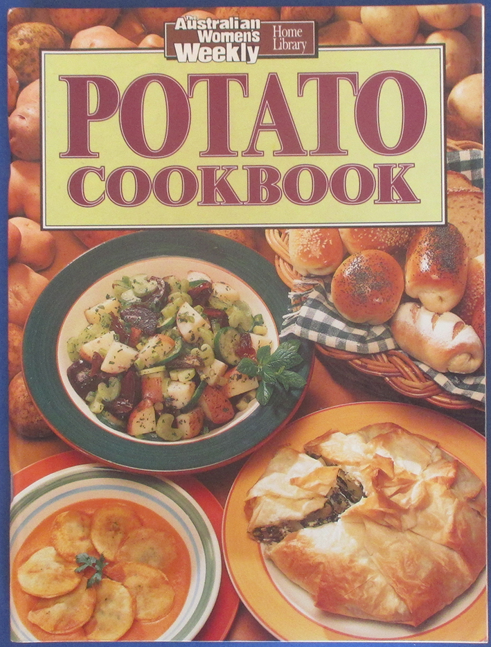 Image for Potato Cookbook (The Australian Women's Weekly Home Library)