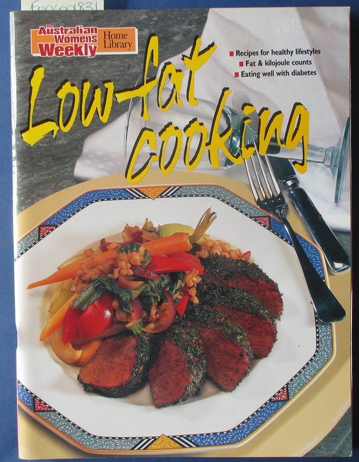 Image for Low-Fat Cooking (The Australian Women's Weekly Home Library)