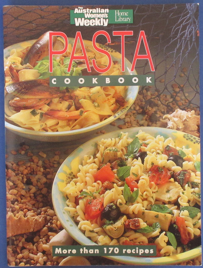 Image for Pasta Cookbook (The Australian Women's Weekly Home Library)