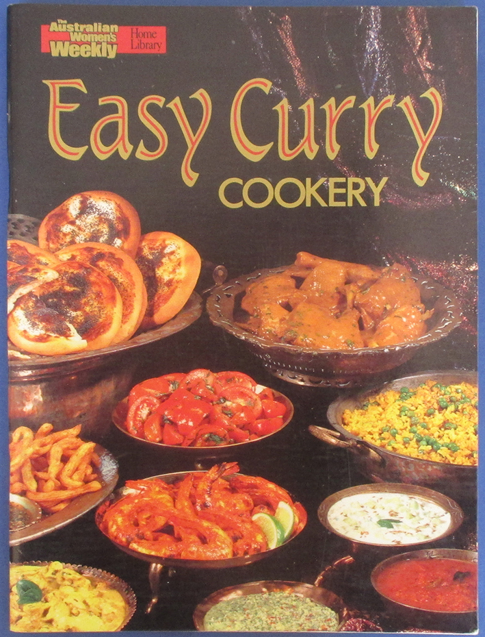 Image for Easy Curry Cookery (The Australian Women's Weekly Home Library)