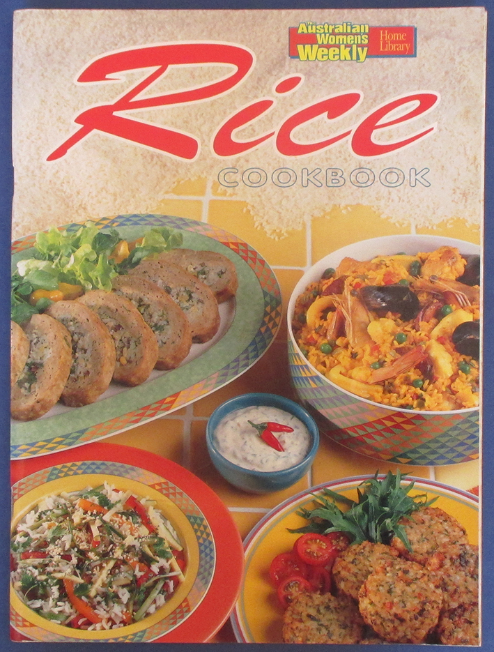 Image for Rice Cookbook (The Australian Women's Weekly Home Library)