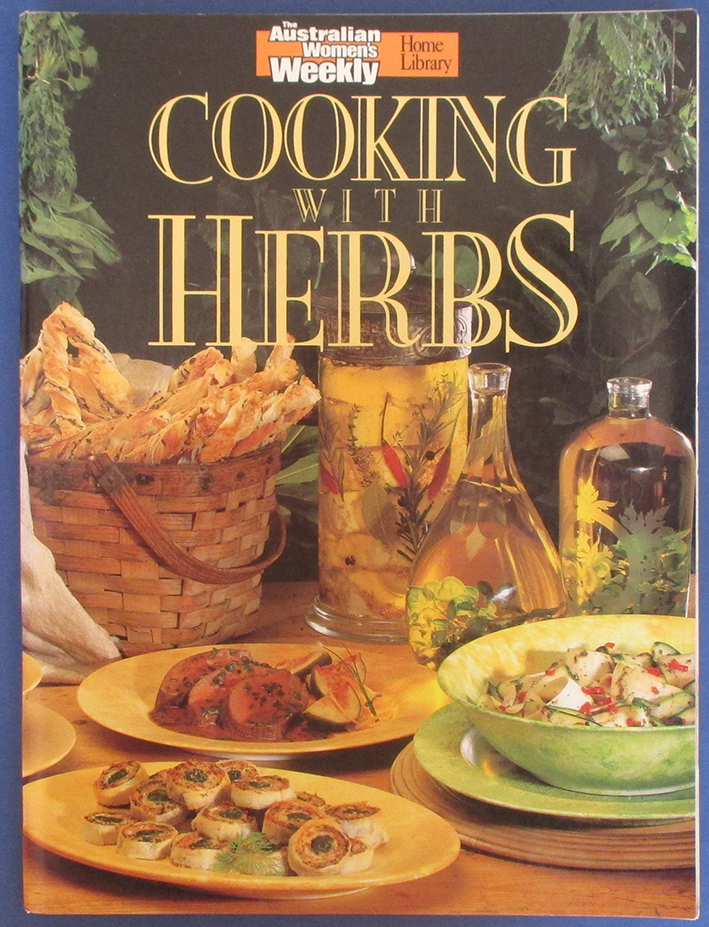 Image for Cooking With Herbs (The Australian Women's Weekly Home Library)