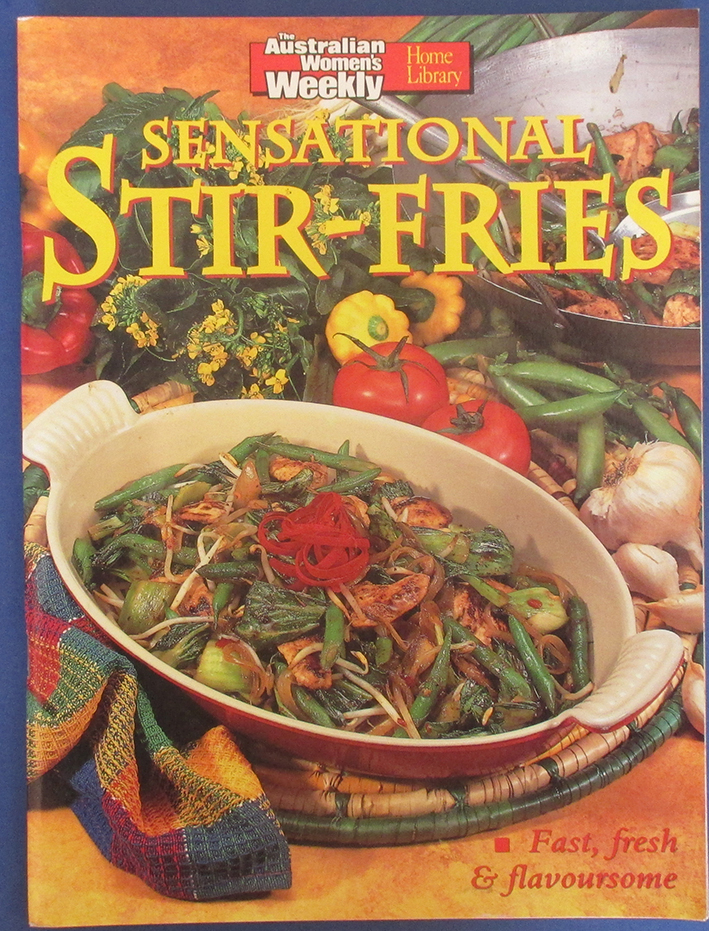 Image for Sensational Stir-Fries (The Australian Women's Weekly Home Library)