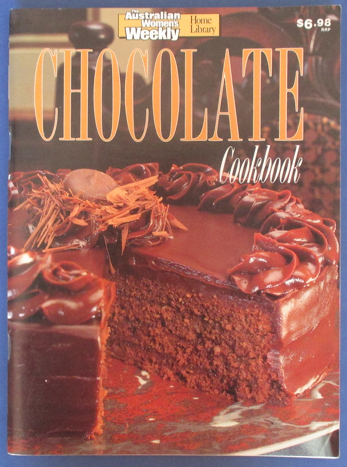 Image for Chocolate Cookbook (The Australian Women's Weekly Home Library)