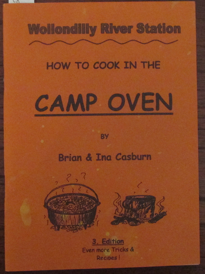 Image for How to Cook in the Camp Oven: Wollondilly River Station