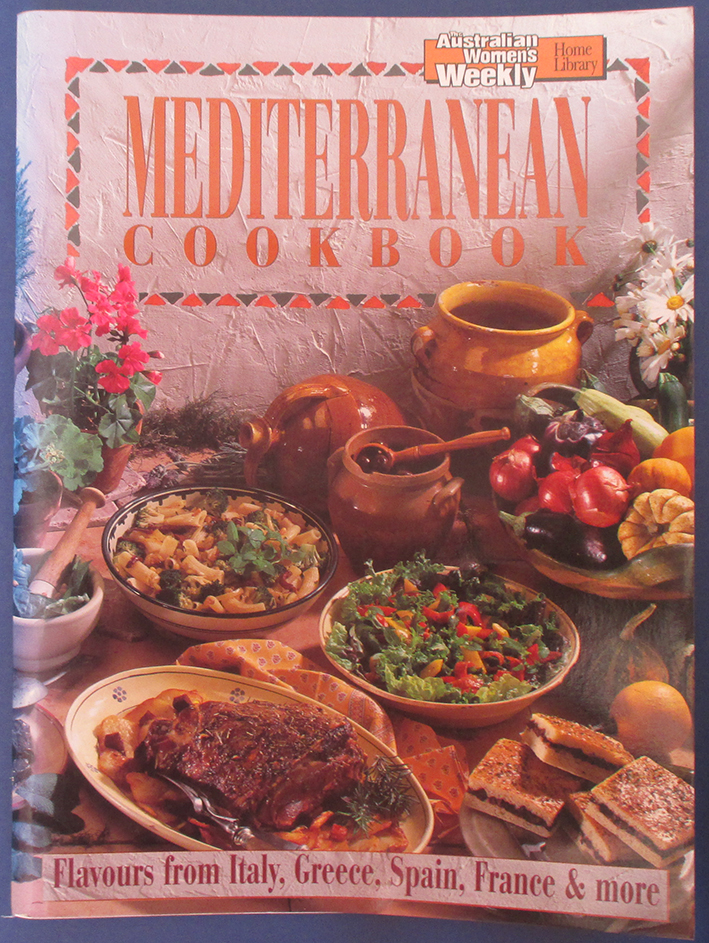 Image for Mediterranean Cookbook (The Australian Women's Weekly Home Library)