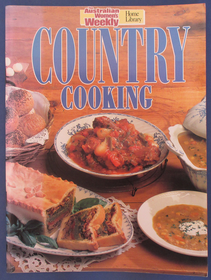 Image for Country Cooking (The Australian Women's Weekly Home Library)
