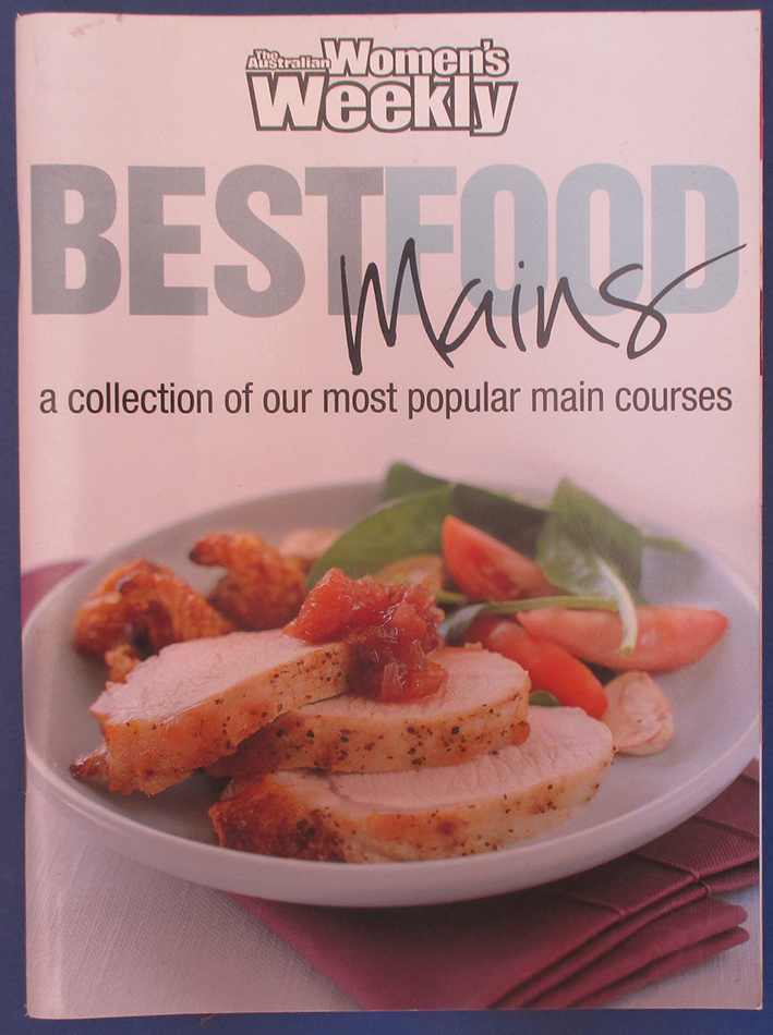 Image for Best Food: Mains (The Australian Women's Weekly)
