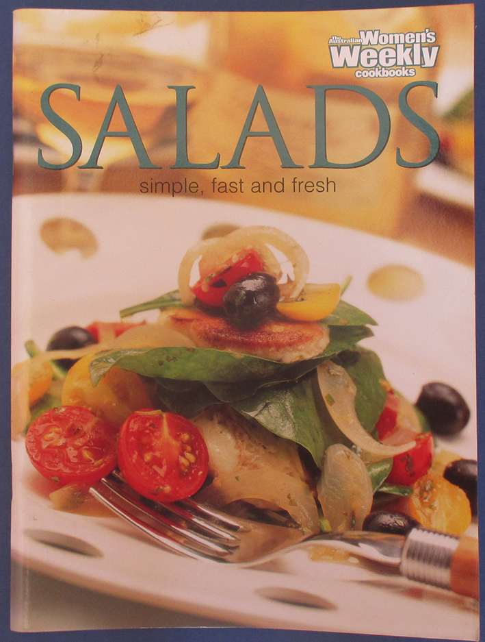 Image for Salads: Simple, Fast and Fresh (The Australian Women's Weekly Cookbooks)