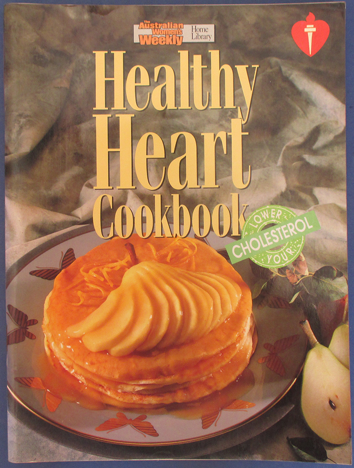 Image for Healthy Heart Cookbook (The Australian Women's Weekly Home Library)