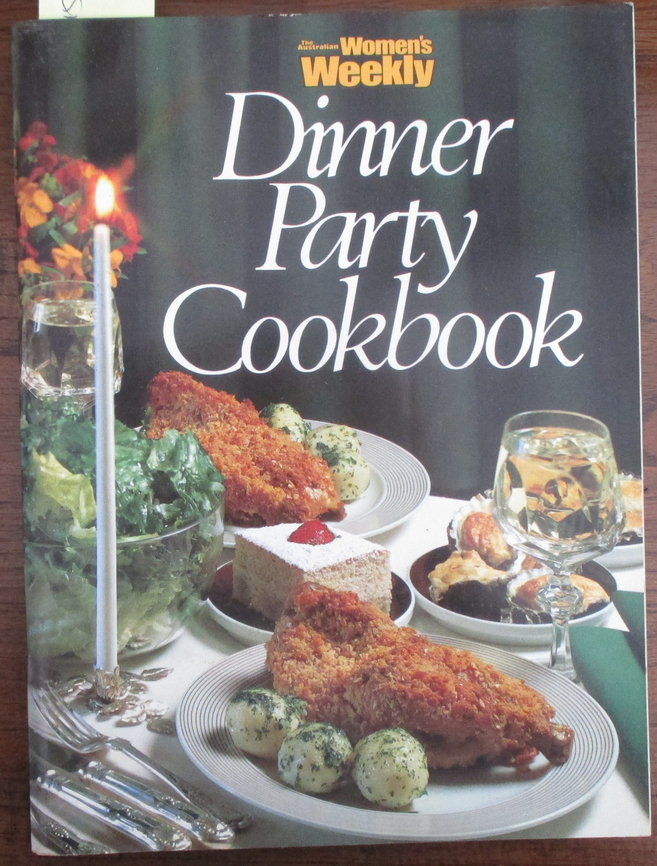 Image for Dinner Party Cookbook (The Australian Women's Weekly)