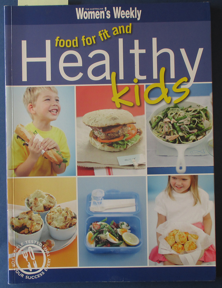 Image for Food for Fit and Healthy Kids