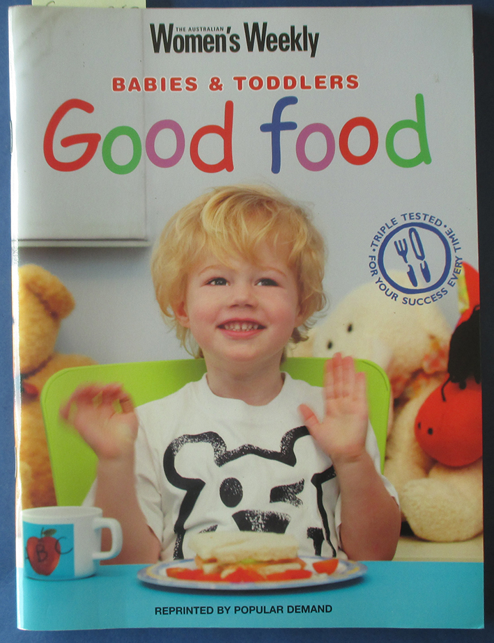 Image for Babies & Toddlers Good Food