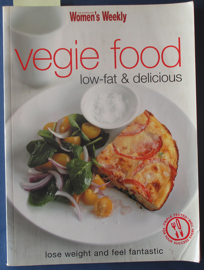 Image for Vegie Food: Low-Fat & Delicious