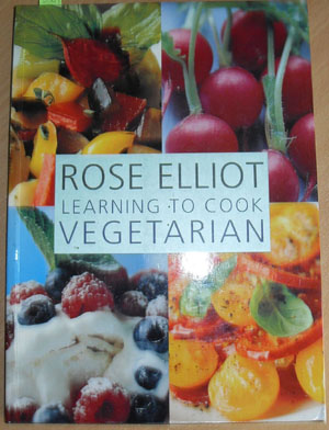 Image for Learning to Cook Vegetarian