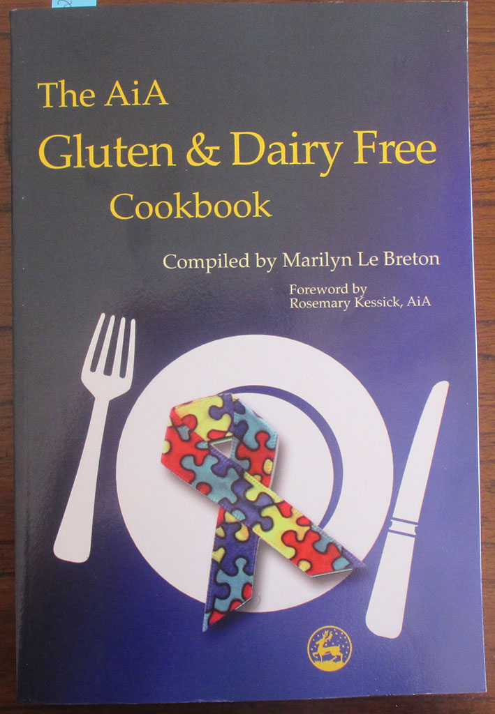 Image for AiA Gluten & Dairy Free Cookbook, The