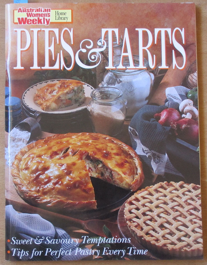 Image for Pies and Tarts (The Australian Women's Weekly Home Library)