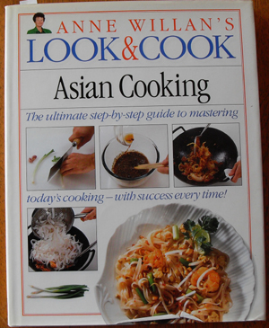 Image for Anne Willan's Look & Cook Asian Cooking