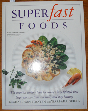 Image for Superfast Foods
