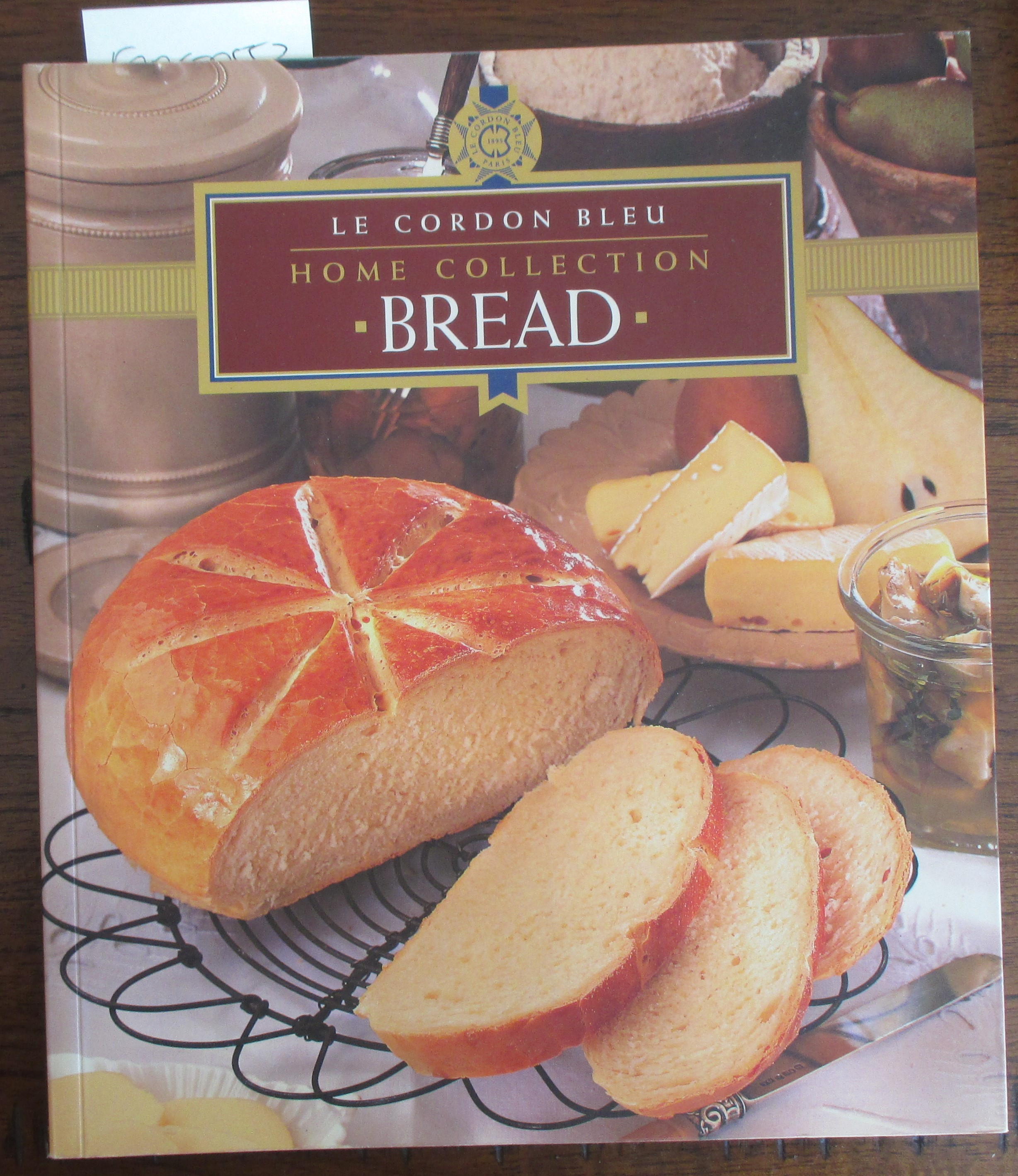Image for Bread (Le Cordon Bleu Home Collection)