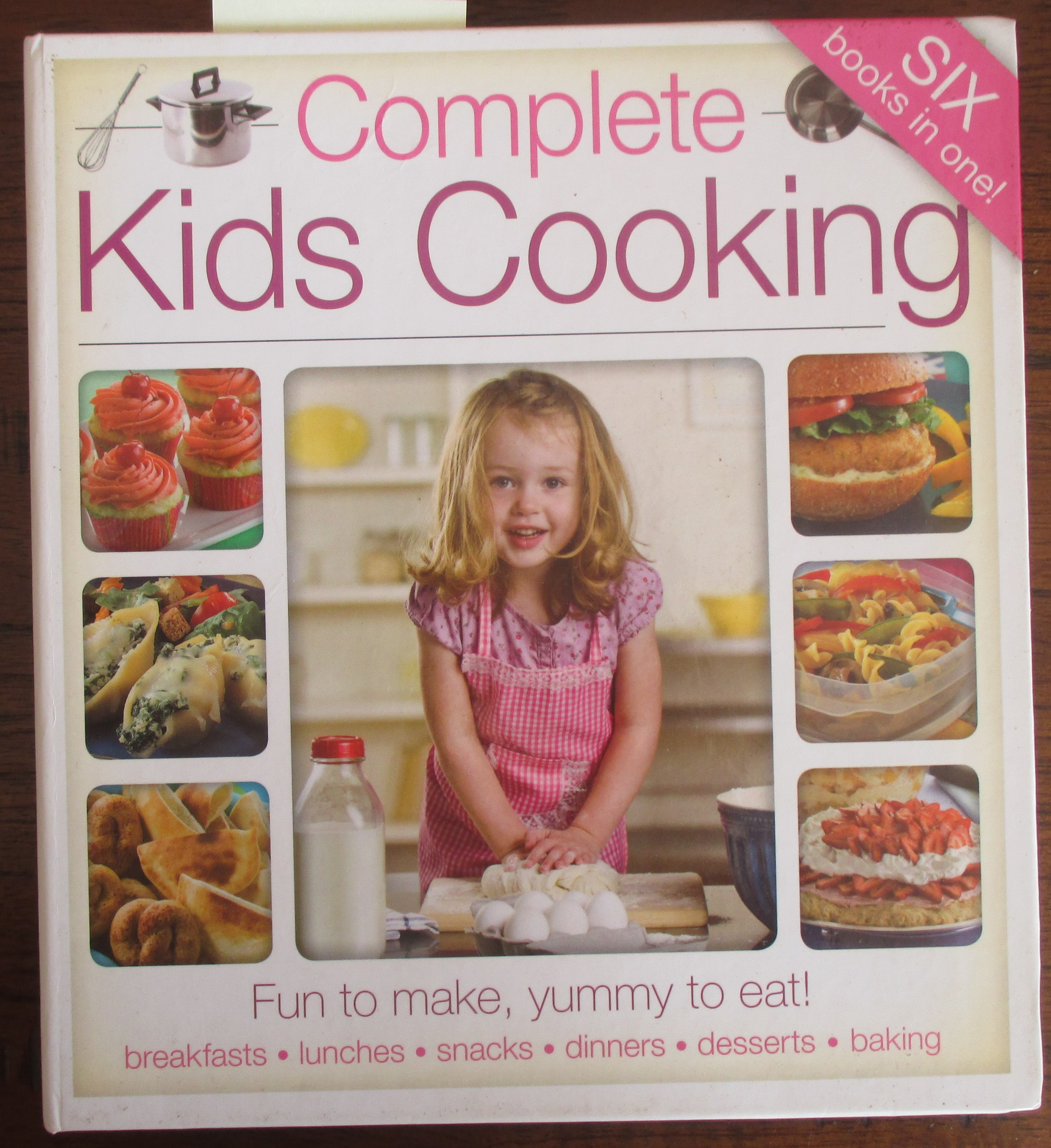 Image for Complete Kids Cooking (Complete Series)