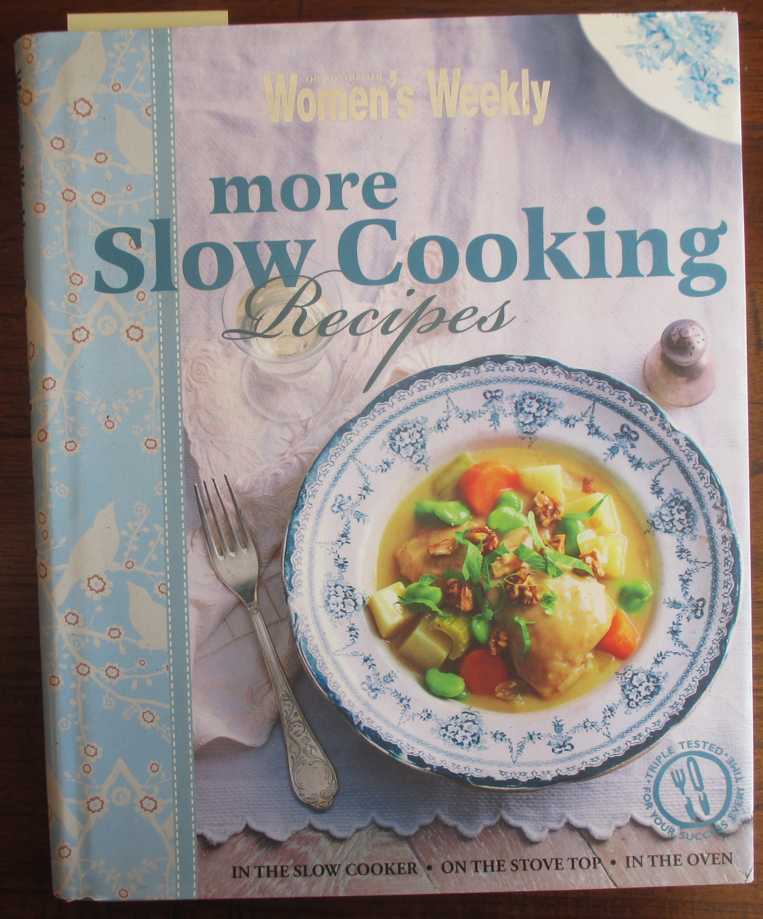 Image for More Slow Cooking Recipes (The Australian Women's Weekly)
