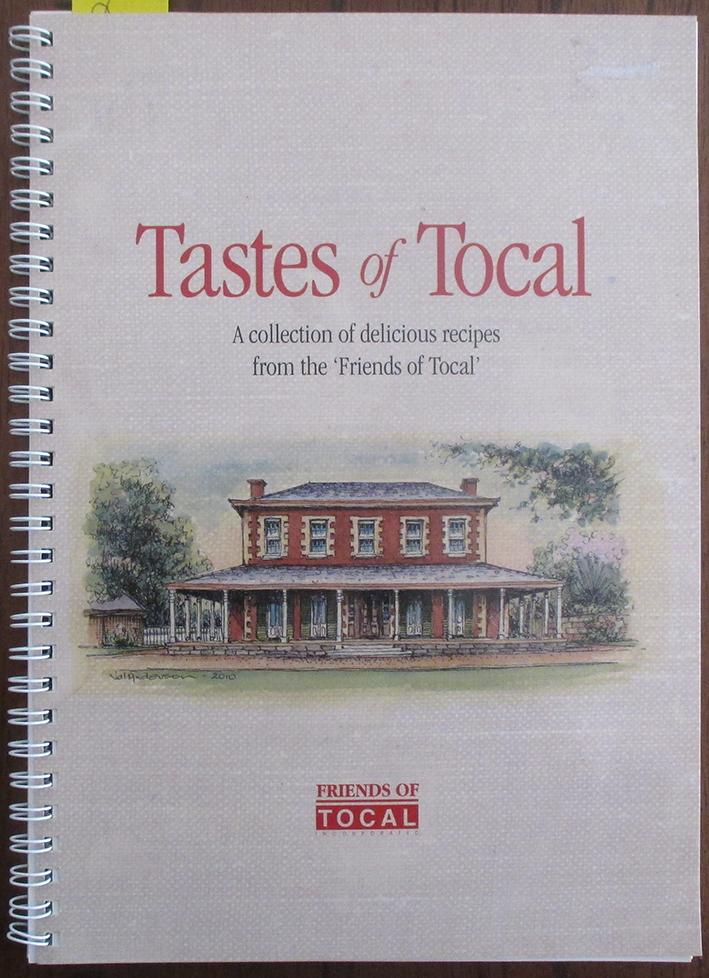 Image for Tastes of Tocal: A Collection of Delicious Recipes from the 'Friends of Tocal'