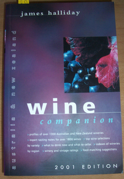 Image for Australia & New Zealand Wine Companion (2001)