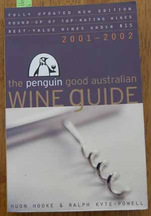 Image for Penguin Good Australian Wine Guide, The: 2001-2002