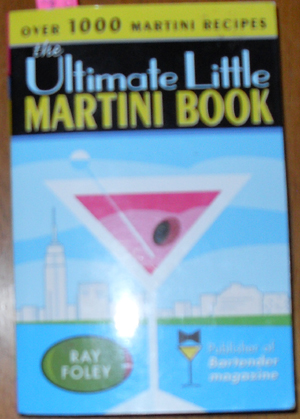 Image for Ultimate Little Martini Book, The