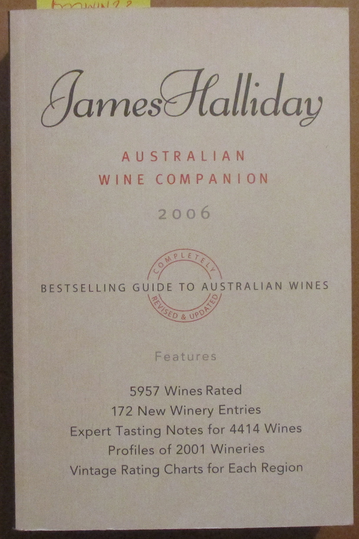 Image for Australian Wine Companion (2006 edition)