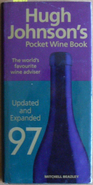Image for Hugh Johnson's Pocket Wine Book (1997)