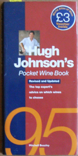 Image for Hugh Johnson's Pocket Wine Book (1995)