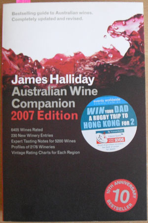 Image for Australian Wine Companion (2007 edition)