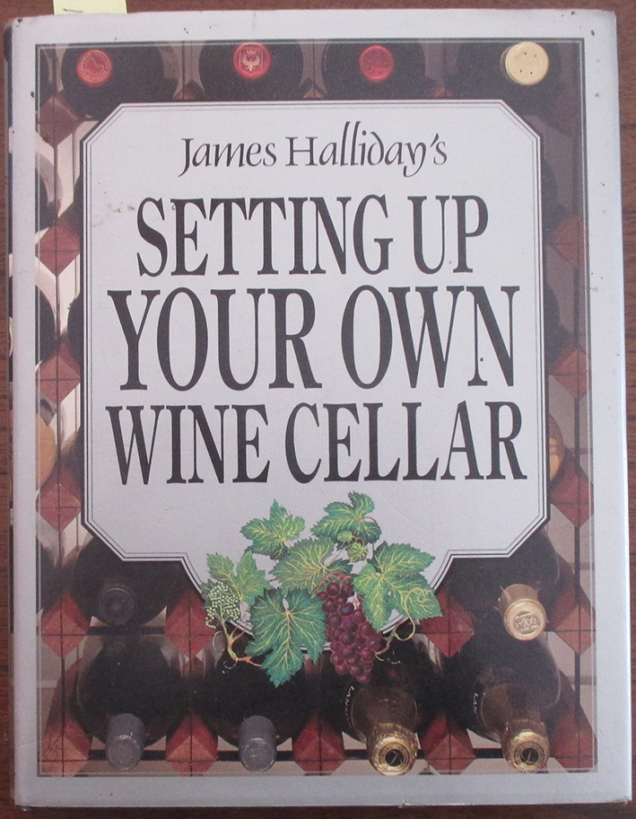 Image for James Halliday's Setting Up Your Own Wine Cellar