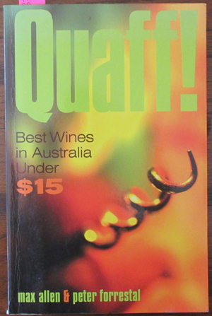 Image for Quaff! Best Wines in Australia Under $15