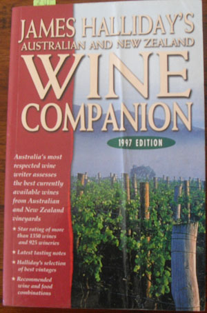 Image for Australian and New Zealand Wine Companion (1997 edition)