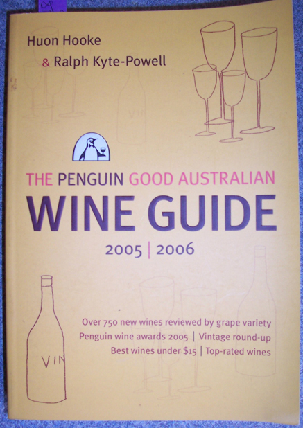 Image for Penguin Good Australian Wine Guide, The: 2005-2006