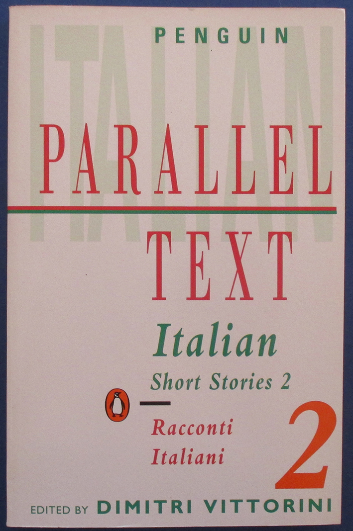 Image for Italian Short Stories 2: Racconti Italiani (Penguin Italian Parallel Text)