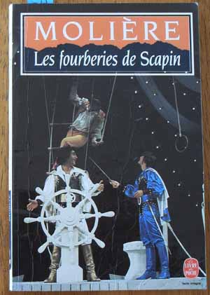 Image for Les Fourberies De Scapin