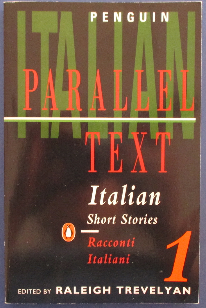 Image for Italian Short Stories 1: Racconti Italiani (Penguin Italian Parallel Text)