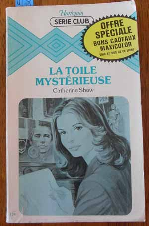 Image for La Toile Mysterieuse