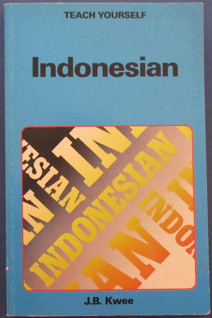 Image for Indonesian (Teach Yourself)