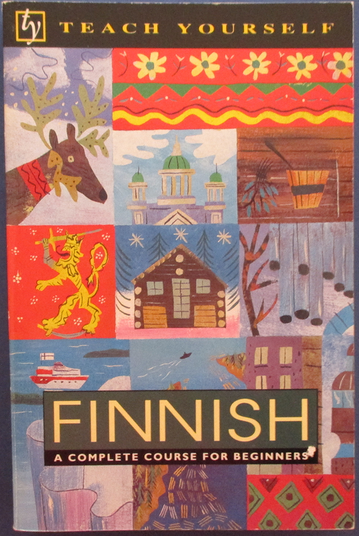 Image for Finnish: A Complete Course for Beginners (Teach Yourself)