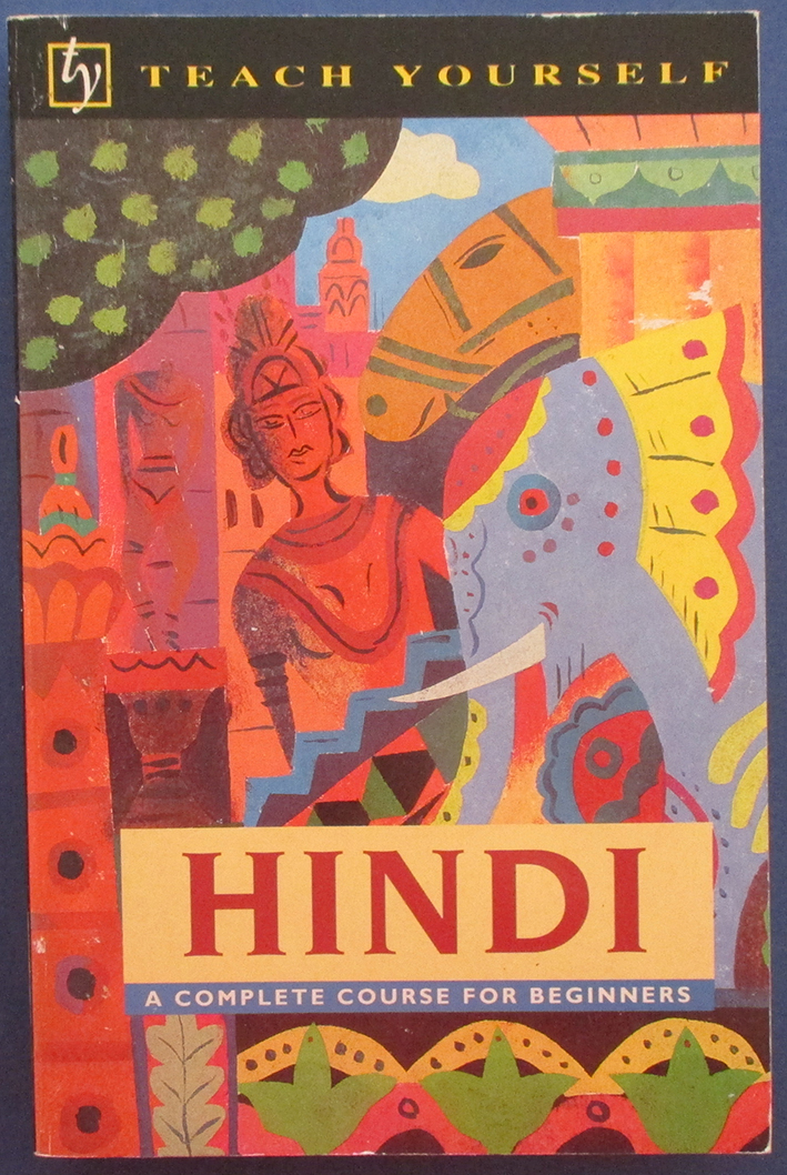 Image for Hindi: A Complete Course for Beginners (Teach Yourself)