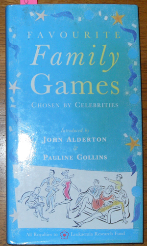 Image for Favourite Family Games: Chosen By Celebrities