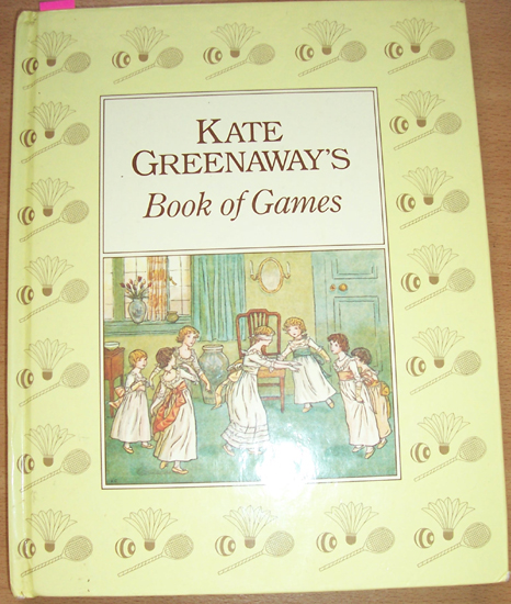 Image for Kate Greenaway's Book of Games