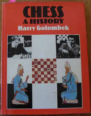 Image for Chess: A History